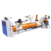 China ENGLISH ZJ-Y Hydraulic shaftless paper holder for sale