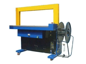 Quality ENGLISH Automatic Strapping Machine for sale