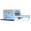 China ENGLISH SMY-480 series semi-automatic flexo printing slotting machine (high matching) for sale
