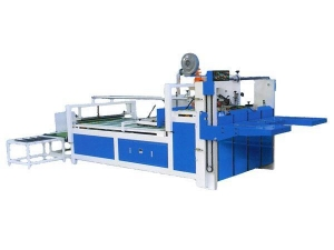 Quality Semi-automatic gluer for sale