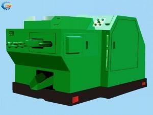 China Heading Machine SH-15B Fully Enclosed Type Fastener Heading Machine on sale