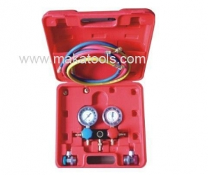 China Specialty Tools Refrigeration Tools (MK0601) Manifold Gauge Set for R134A on sale