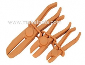 China Specialty Tools 3pcs Flexible Hose Clamps (MK0527) on sale