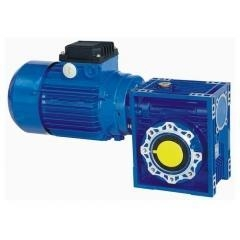 China NMRV worm gearbox NMRV worm geared motor on sale