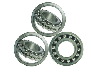 China Self-aligning ball bearings Products on sale