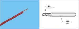 China 1332&1333&1704 Fluoroplastic (Teflon)Insulation Wire on sale