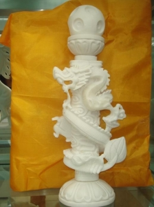 China White marble sculpture White marble sculpture of JX-012 on sale