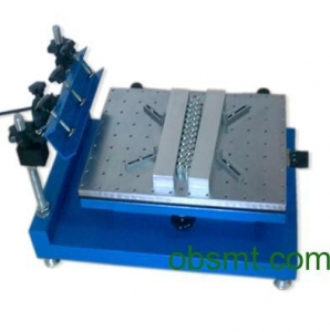 China Manual solder paste printer on sale
