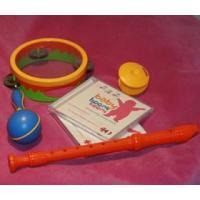 babyboomboom Junior band-bag - two CDs