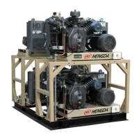 New Products Medium and High pressure piston compressor