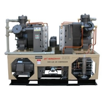 New Products Oil-free high pressure piston compressor