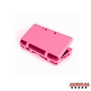 China electrical rubber goods Nintendo 3DS case on sale