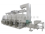 Product: The decorticating and separating equipment for mung beans(TFD600)