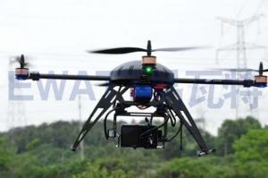 China EWATT EWZ-S QuadCopters UAV System on sale
