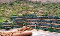 China Gabions Reinforced Ecologs on sale