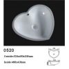 China Bathroom Sink 0520 for sale