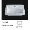 China Bathroom Sink 1420A for sale