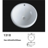 China Bathroom Sink 1318 for sale