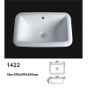 China Bathroom Sink 1422 for sale