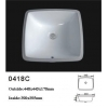 China Bathroom Sink 0418C for sale