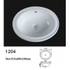 China Bathroom Sink 1204 for sale