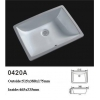 China Bathroom Sink 0420A for sale