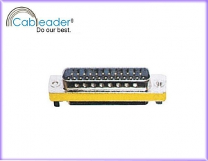China Cableader Mini VGA Gender Changer DB15F - DB15F on sale
