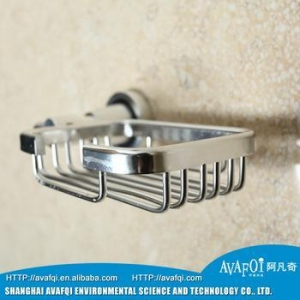 China Bathroom Accessories Metal soap holder on sale