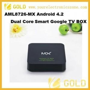 China Google TV Amlogic AML8726-MX Dual Core Google TV BOX on sale