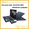 China Laptop computer 15.6 inch intel i5 laptop computer for sale