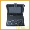 China Keyboard case for 7inch tablet pc for sale