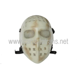 China Full Face Military Mesh Battle Tactical Airsoft Protective Mask CL9-0014 on sale