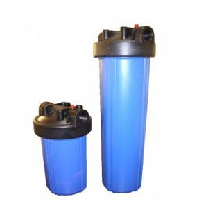 China Big Blue Filter Housing on sale
