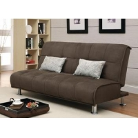 Beds Transitional Styled Sofa Sleeper Futon Bed model 300276