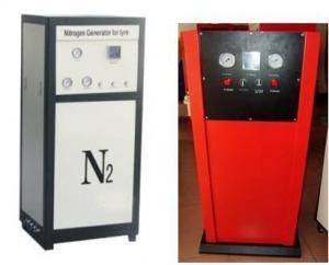China Nitrogen Tyre Inflator With N2 Analyzer NI308A on sale