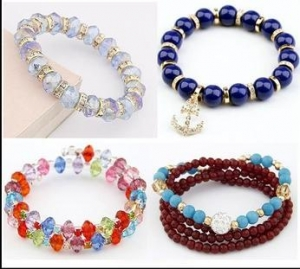 China Wholesale Beads Jewelry Bracelet on sale