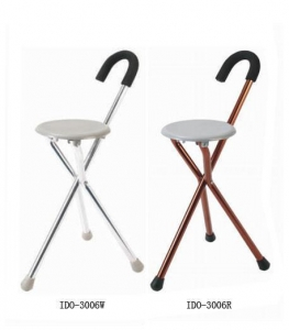 China Walker IDO-3006 Cane with Seat on sale