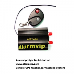 China GSM/GPRS/GPS Tracker Professional for Vehicle TK-103B on sale