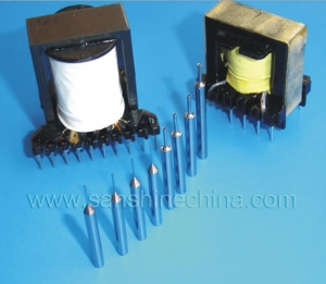 China Coil winding machine accessories Tungsten carbide coil winding nozzle on sale