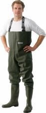 China Chest Waders with Cleated Boots on sale