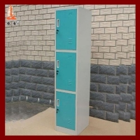 Wardrobe High quality commecial metal gym locker for staff
