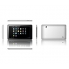 China 10.1 inch Amlogic Android 4.1 Tablet PC1025 for sale