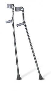 China Ambulatory Aids Adult Forearm Crutches on sale