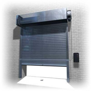 China Roller Shutters Thermaroll Insulated Roller Shutter on sale
