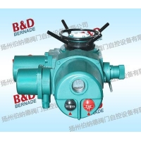 China Electric actuator The multi-turn intelligent non-intrusive electric actuator on sale