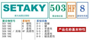 China SETAKY-503HF8 Mortar Additives on sale