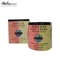 China Clear Essence Platinum Line Medicated Fade Creme with Sunscreen on sale