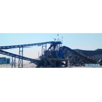 Iron ore processing equipment & Iron ore production line