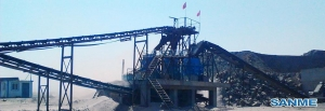 China Iron ore processing equipment & Iron ore production line on sale