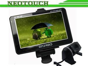 China Dual Camera GPS&Car DVR Android 5.0 inch GPS & Car DVR A10 on sale